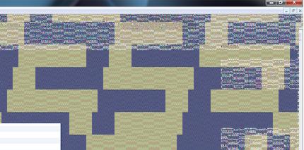 Distorted (pixelated) Virtual Machine display