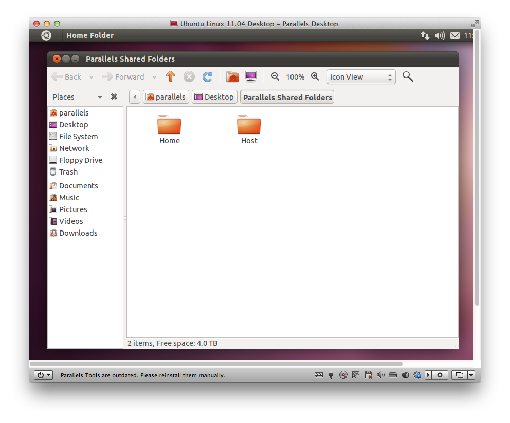 how to kill a vm in parallels