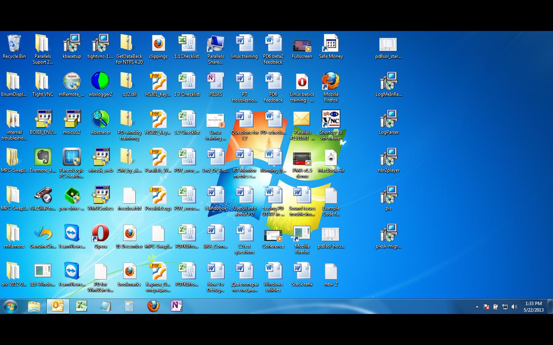 how to change effect of changing desktop screens mac
