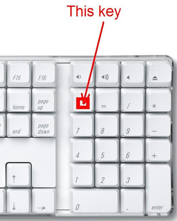 Unable to use Num Lock in Windows Virtual Machine