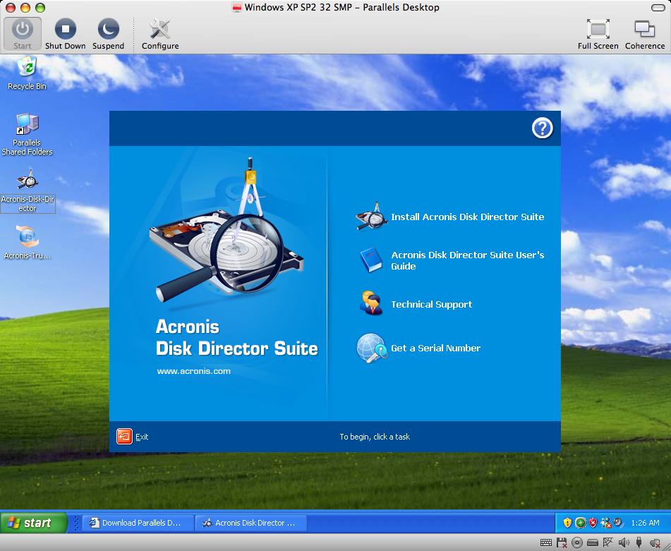 Acronis Disk Director Suite download links EN