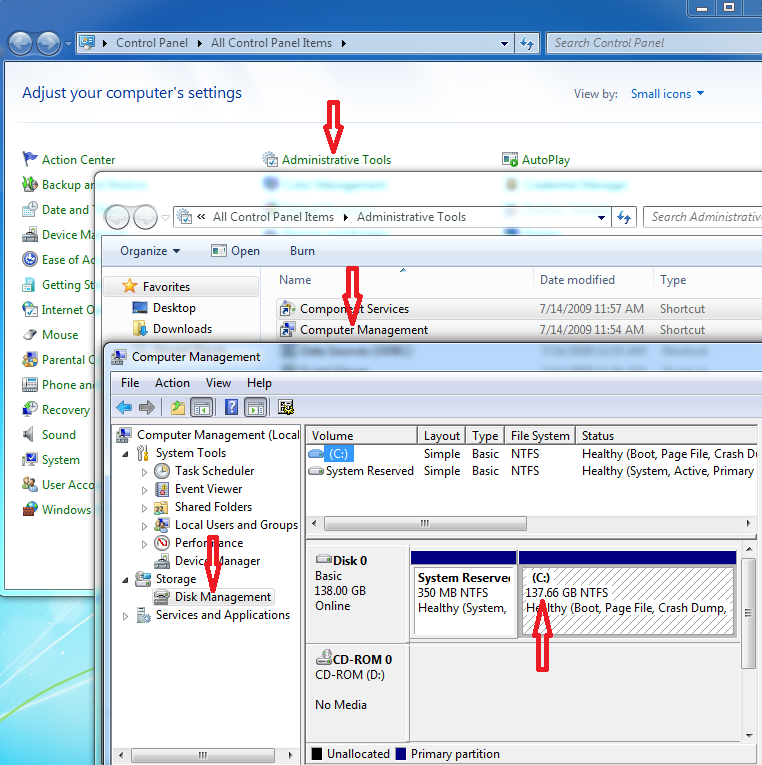 KB Parallels: How to give more hard disk space to a Windows ...