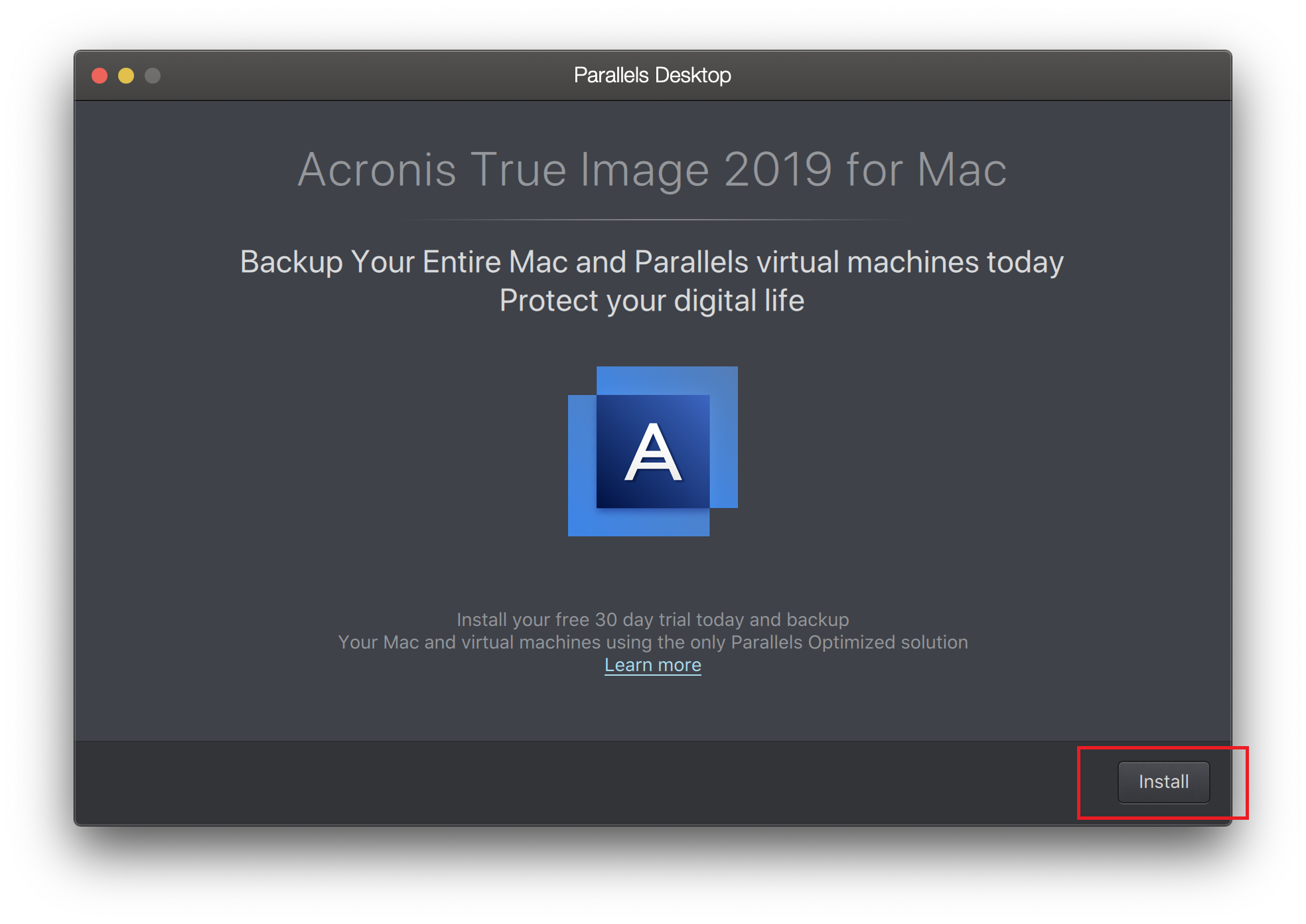 How To Install And Activate Acronis True Image From