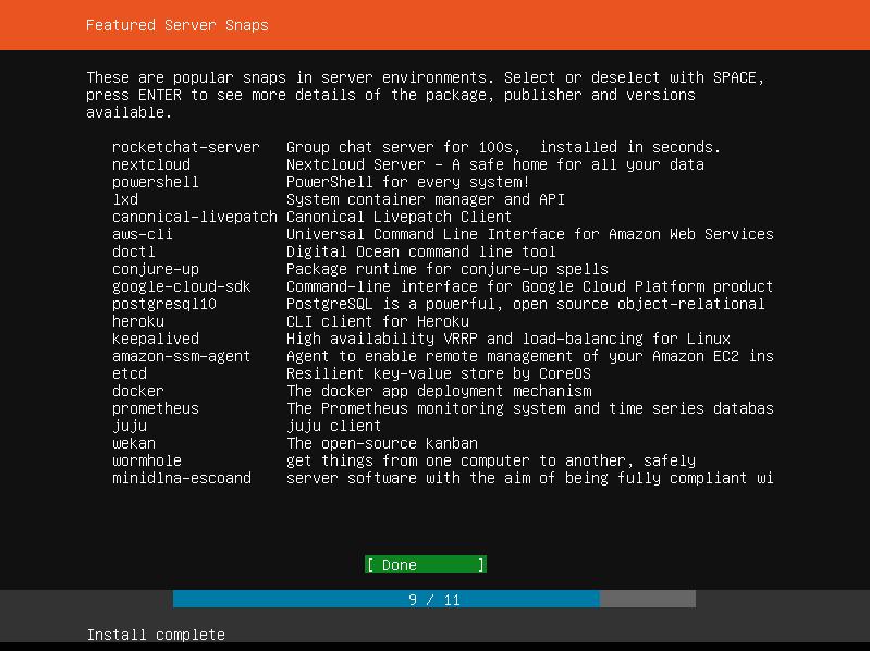 How to install KVM on Ubuntu Server 18 04 (for ESXi)