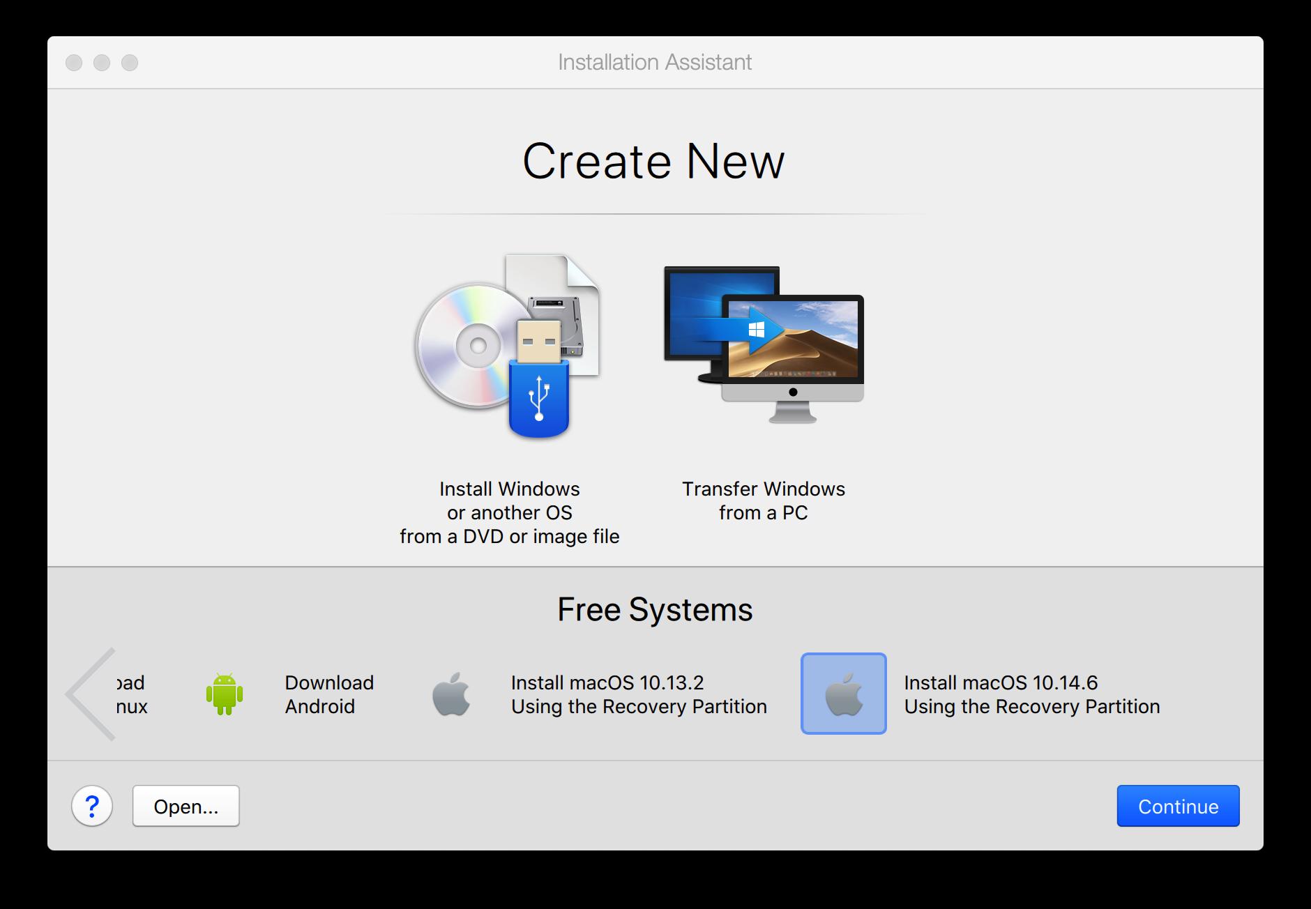 How to install virtualbox on mac catalina
