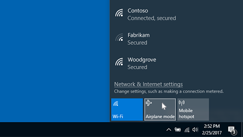 Airplane Mode In Windows Doesn T Disable The Internet