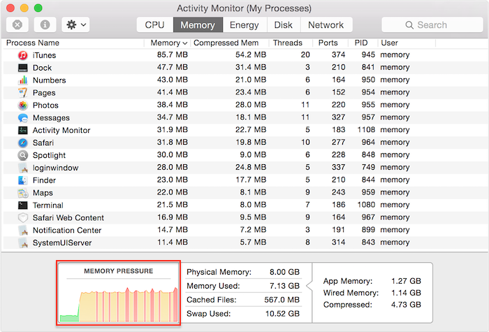 Improve virtual machine performance on Mac