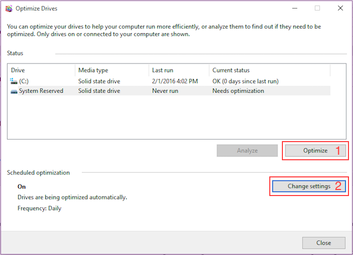 Real-time Disk Optimization in Parallels Desktop for Mac