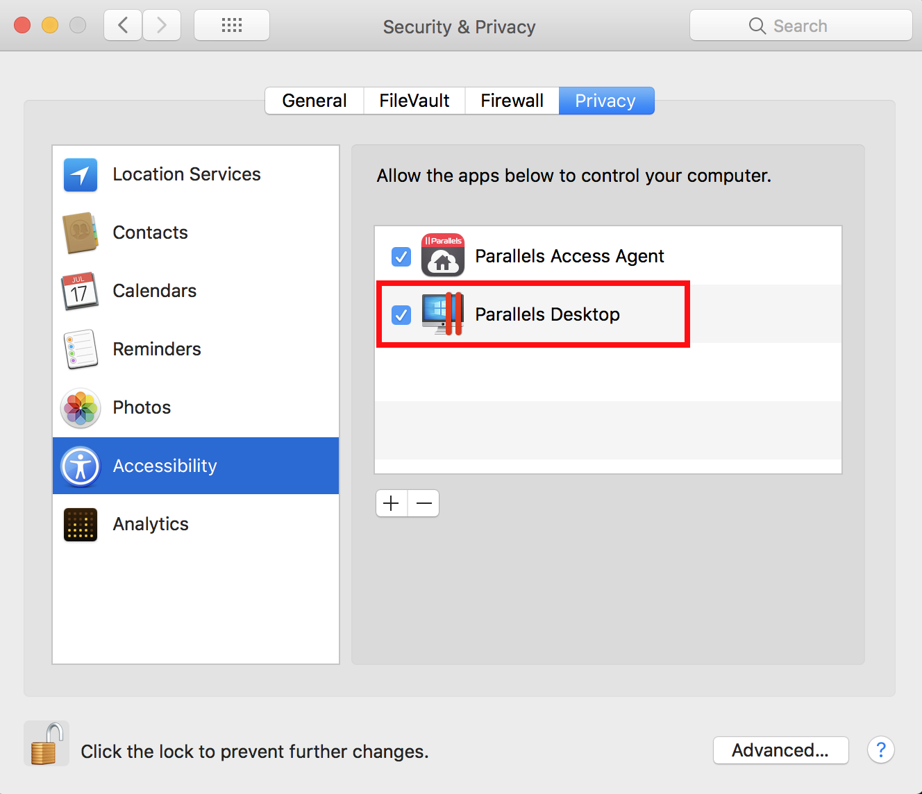Register Parallels Business Account using German special characters