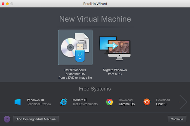 KB Parallels: Installing Fedora Linux on your Mac using Parallels ...