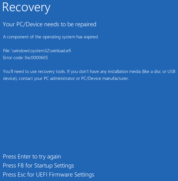 kb parallels bsod in windows 10 insider preview a component of the