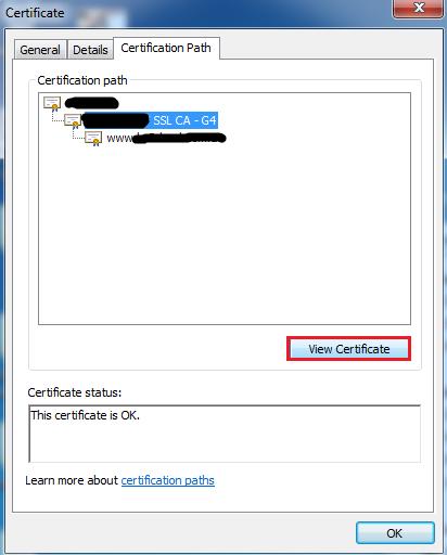 Unable to Get Local Issuer Certificate
