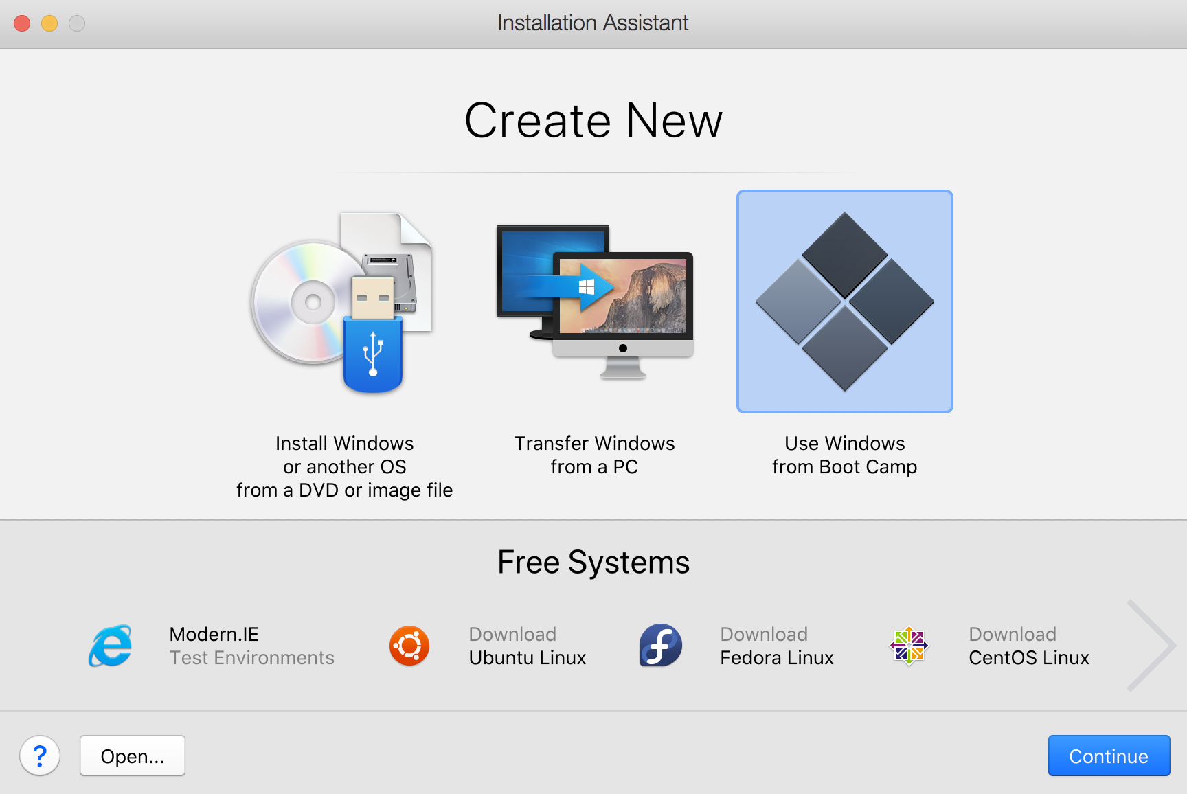 installing windows 7 on mac using parallels 9