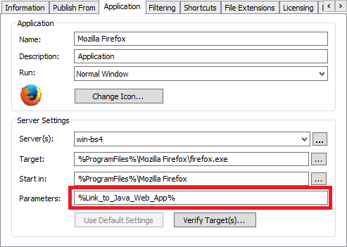 How-to publish Java Web Start Application