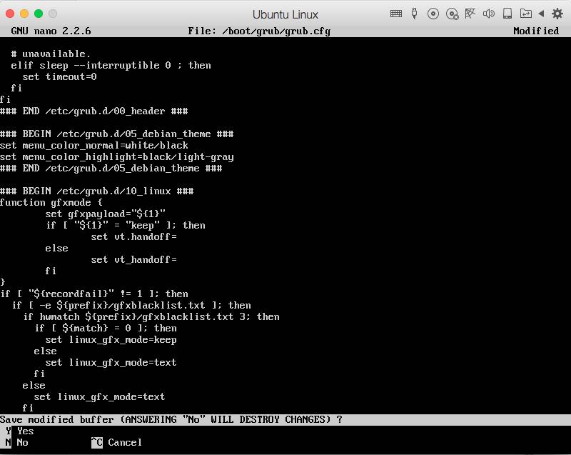 Server Installation: Ubuntu Server Installation Black Screen