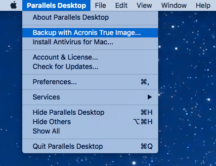 acronis true image 2017 for mac