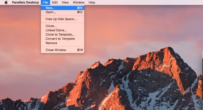 Installing Linux Mint on your Mac using Parallels Desktop