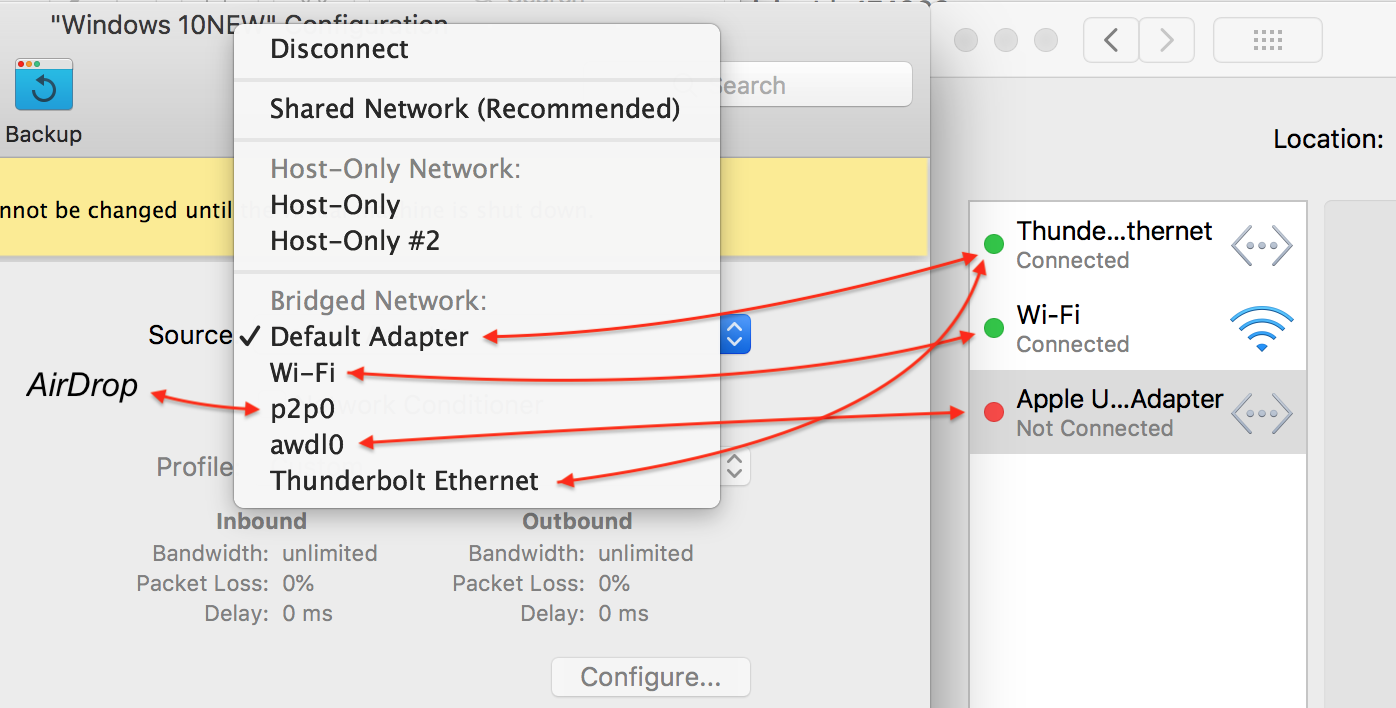 Kb Parallels Network Modes In Desktop For Mac Public Address System Wiring Diagram Bridged Default Adapter Corresponds To Whichever Is Chosen As The First List Preferences On