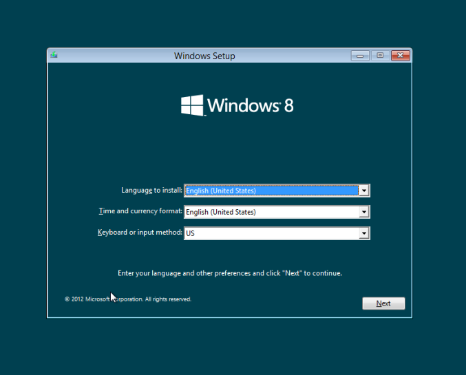 kb parallels windows 8 virtual machine does not start how to repair windows 8 installation