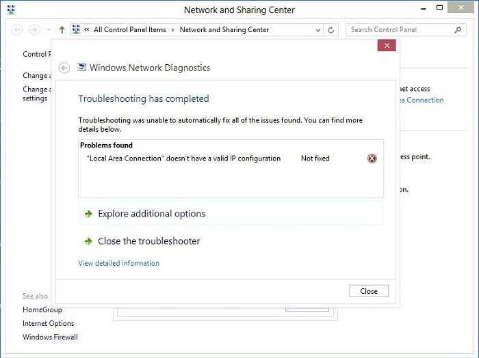 Wireless Network Connection Doesn T Have A Valid Ip Configuration >> KB Parallels: Cannot connect to network in Windows virtual machine using Bridged network type